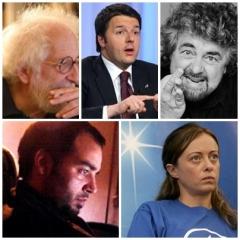 futuristi,nel letto di lucia,campagna elettorale,dinanimismo,melis,ferrante,guerra,cecchini
