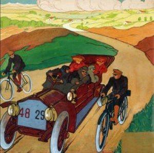 boccioni_012_automobile_1904