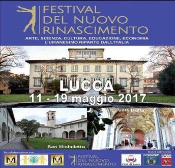 Anche Ferrara al Festival del Nuovo Rinascimento di Lucca. Con il futurista ferrarese Roby Guerra