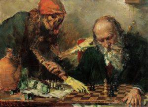 027Truppe Karl - Partita a scacchi con la morte (1942)