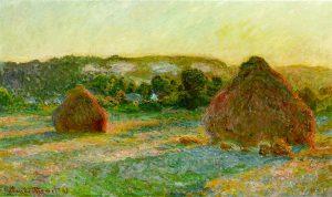 CLAUDE-MONET-End-of-Summer-1890-91
