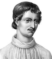 Ritratto di Giordano Bruno