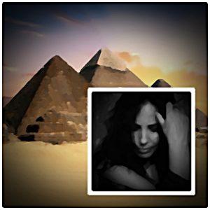 La scrittrice Giovanna Mulas rappresenterà l'Italia all'ombra delle Piramidi!!!