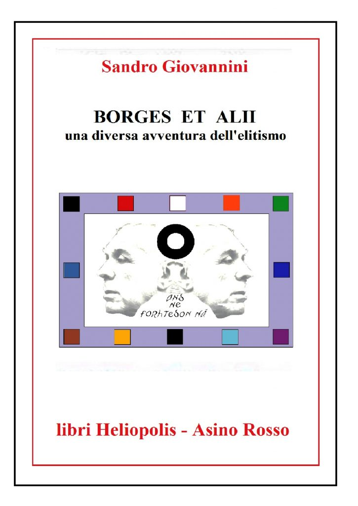 Copertina BORGES ET ALII x e-book